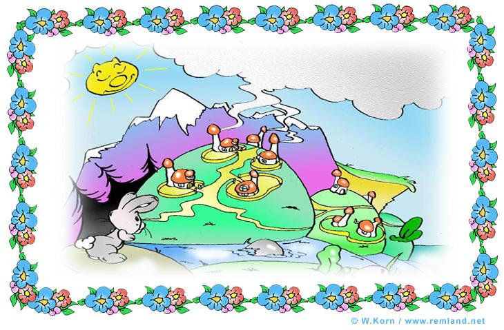 Bilderbuch Zauberofen online lesen