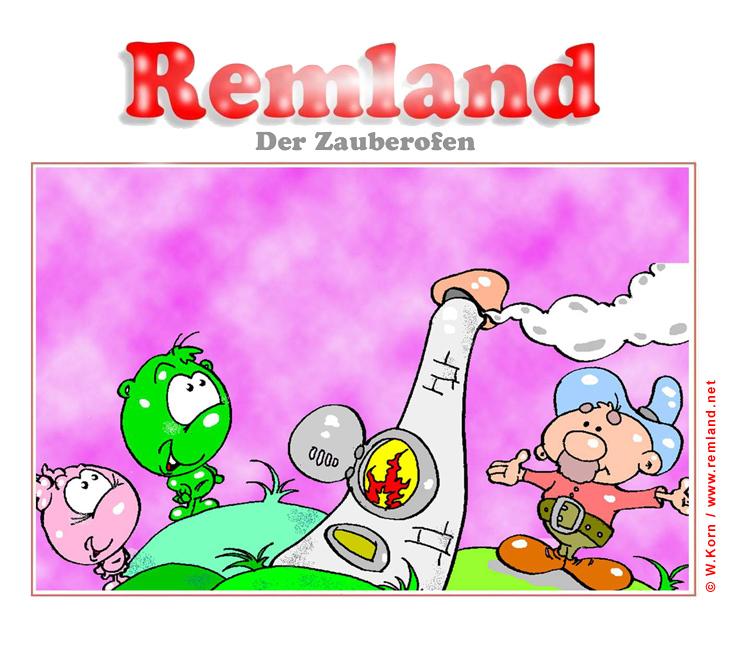 Bilderbuch Remland online lesen